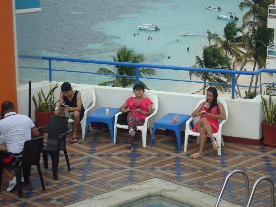 Hotel calypso san andres islas fotos 1