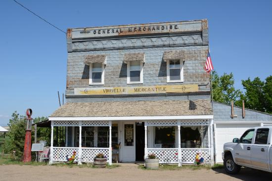 Virgelle Mercantile: Storefront