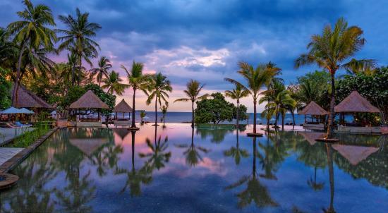 Tanjung, Indonesia: Infinity Pool