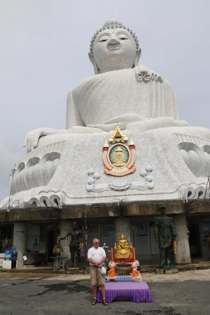 Chalong, Thái Lan: Buddha