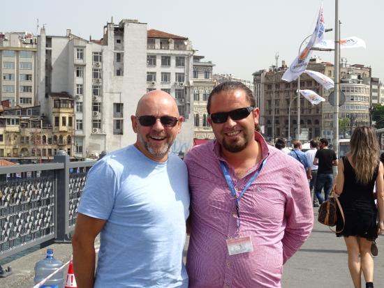 TTC Day Tours, Istanbul : Galata Bridge