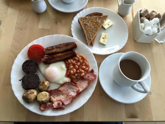 Drogheda, Irlanda: Full Irish Breakfast