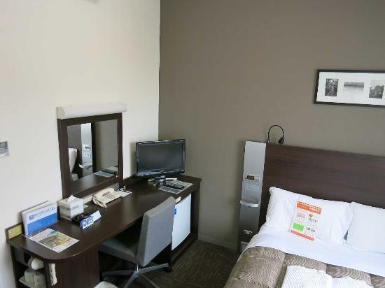 Comfort Hotel Naha Prefectural Office: 部屋