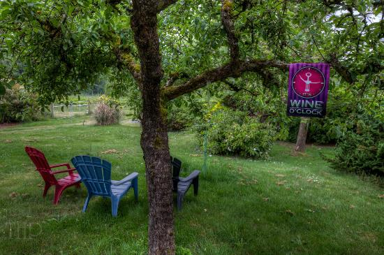 Rocky Creek Winery: Our Outdoor area