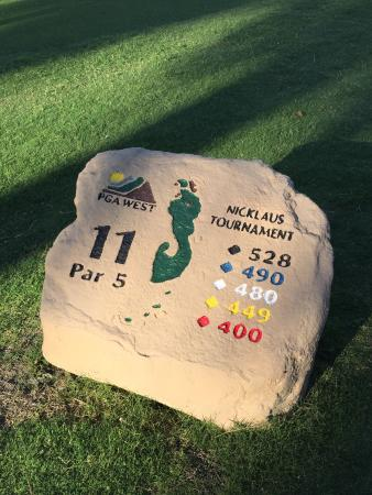 PGA West Jack Nicklaus Tournament Course : Great course. Can't wait to play again!