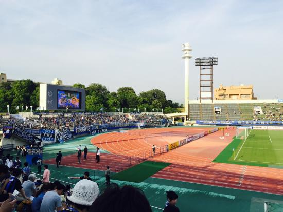 Banpaku Memorial Park Athletics Stadium
