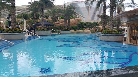 Swimming Pool Picture Of Jw Marriott Hotel Macau Macau Tripadvisor