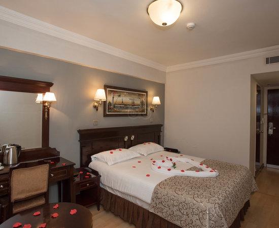 Laleli gonen hotel istanbul turkiet omd men och for Hotels in istanbul laleli