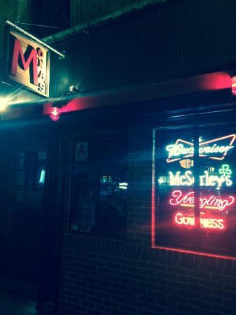 Mona's Bar N.Y.C.