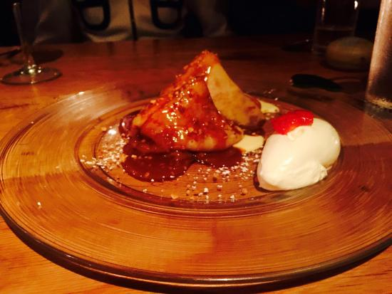The Lime Tree Restaurant: The Lime Tree Crepes
