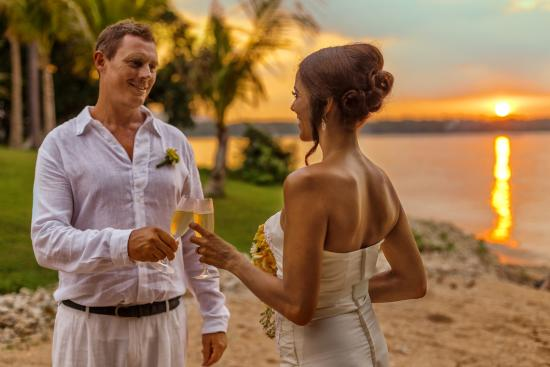 The Oberoi, Lombok: Wedding