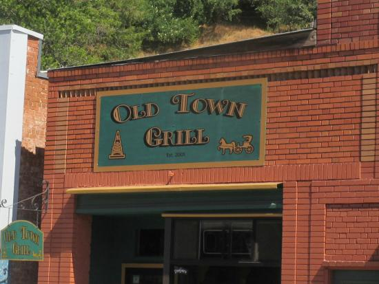 Old Town Grill, Main Street, Placerville, Ca