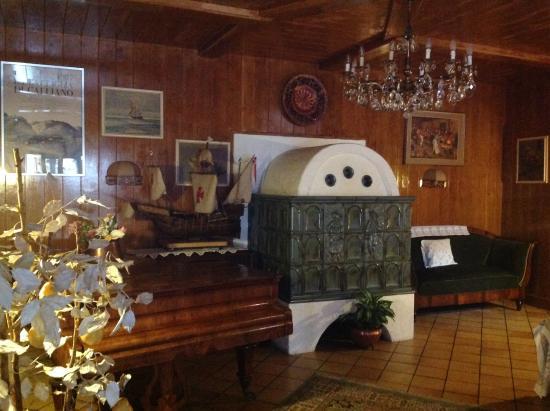 Villaggio Hotel Aquila: reception