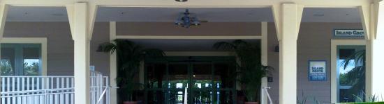 Disney's Vero Beach Resort: Entrance