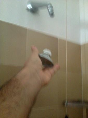 Catalani & Madrid Hotel: nappa doccia che si stacca durante la doccia