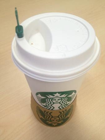Starbucks Orchard Point: Latte
