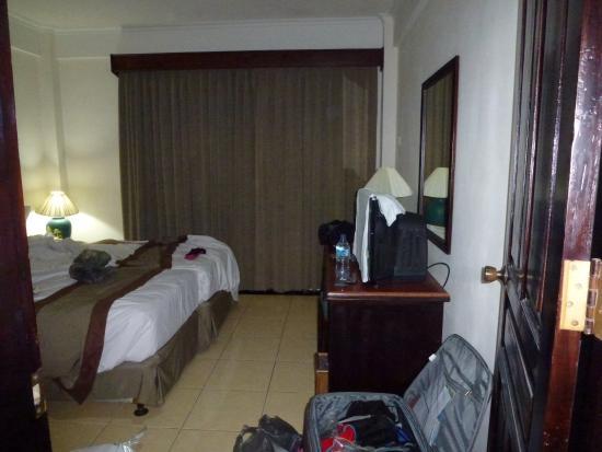 The Jayakarta Bali Beach Resort: Bedroom