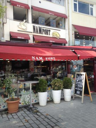 Namport Cafe & Restaurant