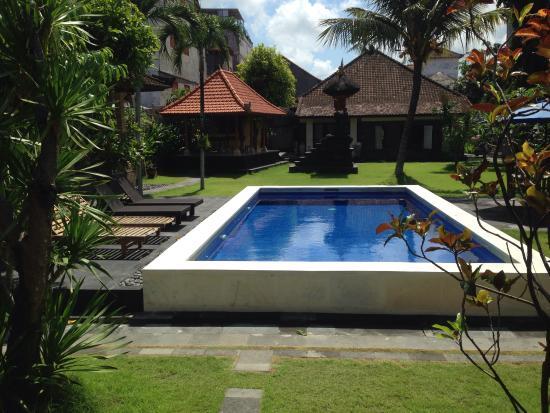 Tenang House: Pool