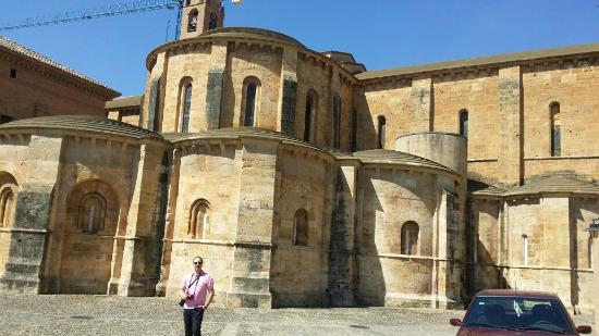 Monasterio de Fitero: Exterior
