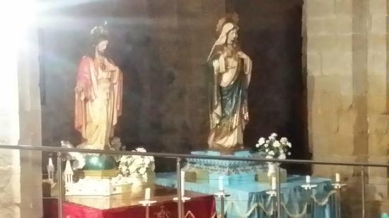Monasterio de Fitero: Interior