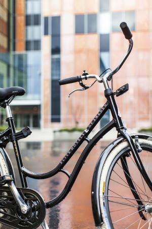 Elite Hotel Ideon: Bicycle