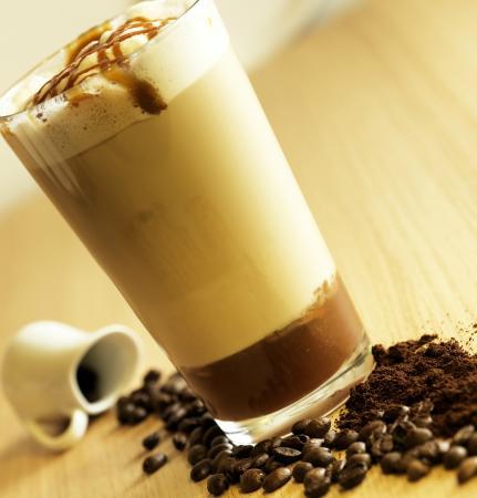 D'Accord! Coffee Lounge : Caramel latte machiato