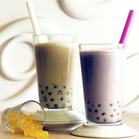 D'Accord! Coffee Lounge : Bubble Teas