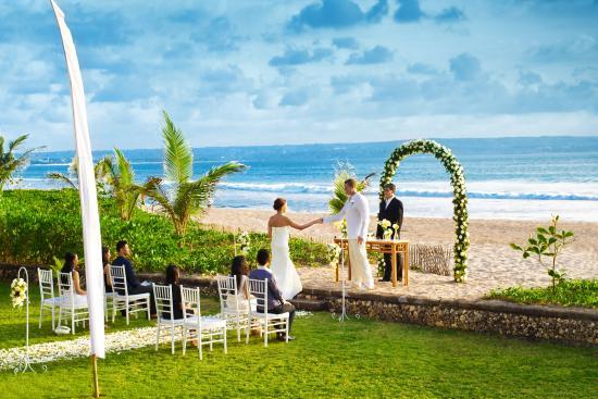 The Oberoi Bali : Wedding