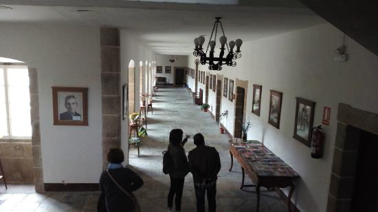 Hospedaje Seminario Santa Catalina: Pasillos
