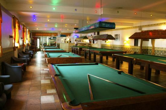 NB Hotel Billiard