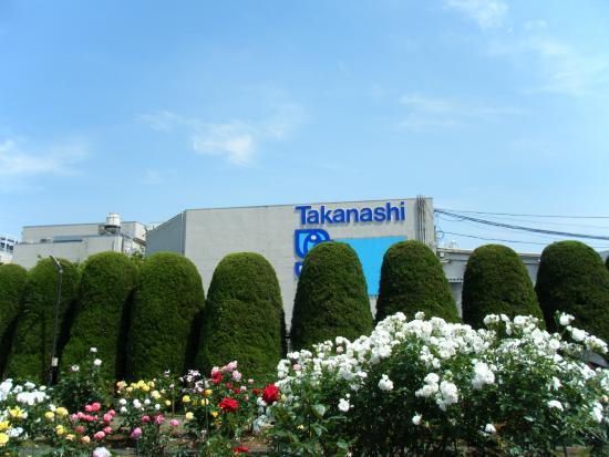 Takanashi Milk Rose Garden
