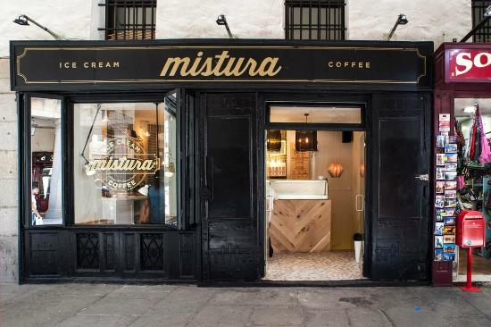 Mistura Ice Cream & Coffee