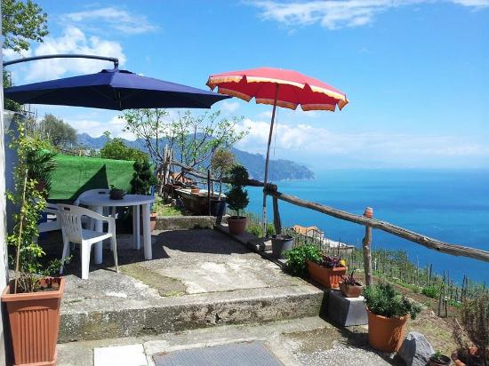 Simply Amalfi  Tours: The view from Simply Amalfi Home Base