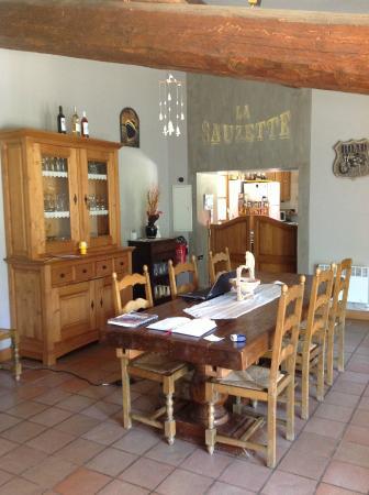 Cazilhac, ฝรั่งเศส: salle a manger