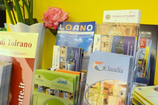 Hotel Claudia: Informazioni turistiche