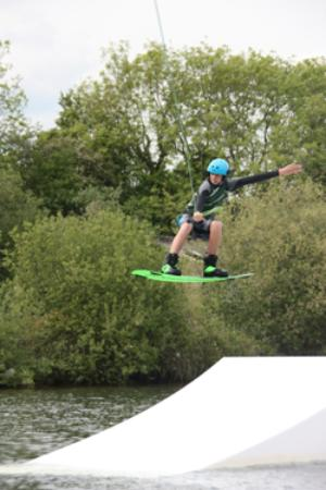 Cotswold Watersports: Wakeboarding