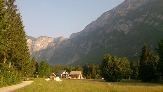 Alpik Apartments at Lake Bohinj: Alpik app