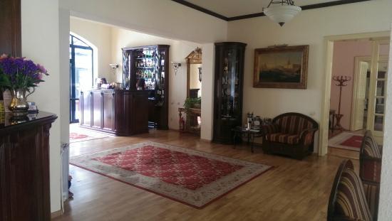 Hotel Elite Oradea: Lobby