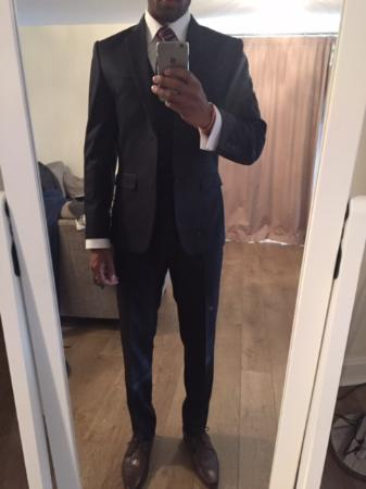 Empire Tailors: This is the 3 piece (incl shirt) purchased from Empire