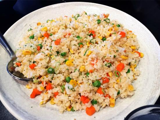 Fried Rice Picture Of Maguro Sushi Sashimi Melbourne Tripadvisor