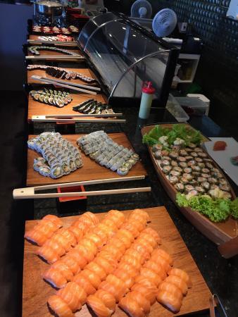 Yujin sushi e lounge