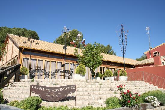 Hotel Restaurante Rural Caseta Nova: Exterior del Hotel