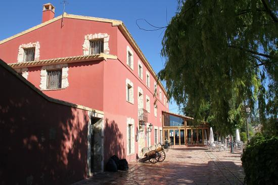 Hotel Restaurante Rural Caseta Nova: Entrada al Hotel