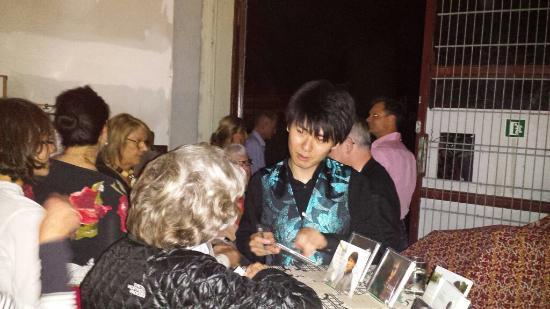 Piano Salon Christophori : The guest pianist
