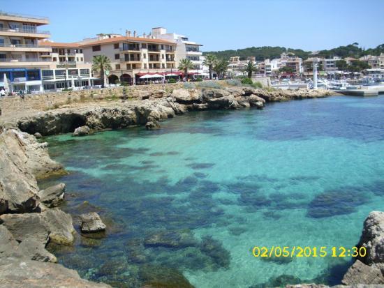 Hotel Clumba: Strandpromenade