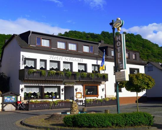 Hotel Schlaadt: Herzlich Willkommen am Mittelrhein