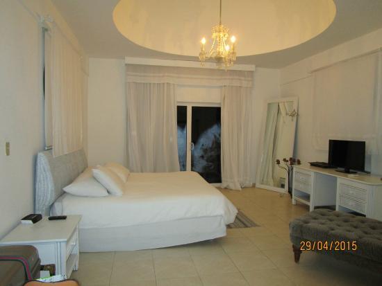 Hotel Playa Blanca Beach Resort: Schlafzimmer Im Oberen Stock Suite725
