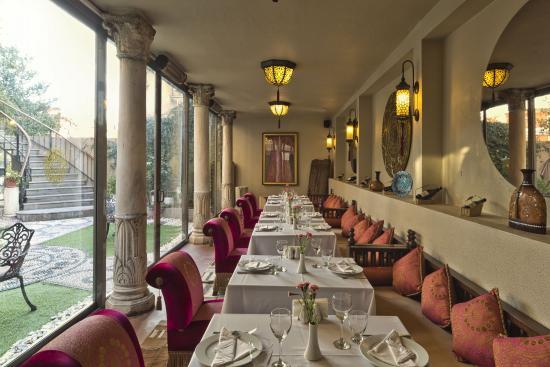 Sokullu Paşa Hotel: Kahvaltı Salonu