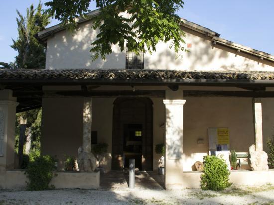 Rasiglia, Италия: facciata